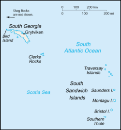 South Georgia and South Sandwich Islands